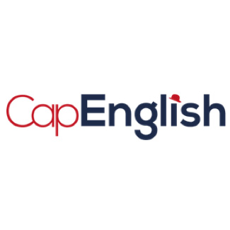 Logo Cap'English entreprise